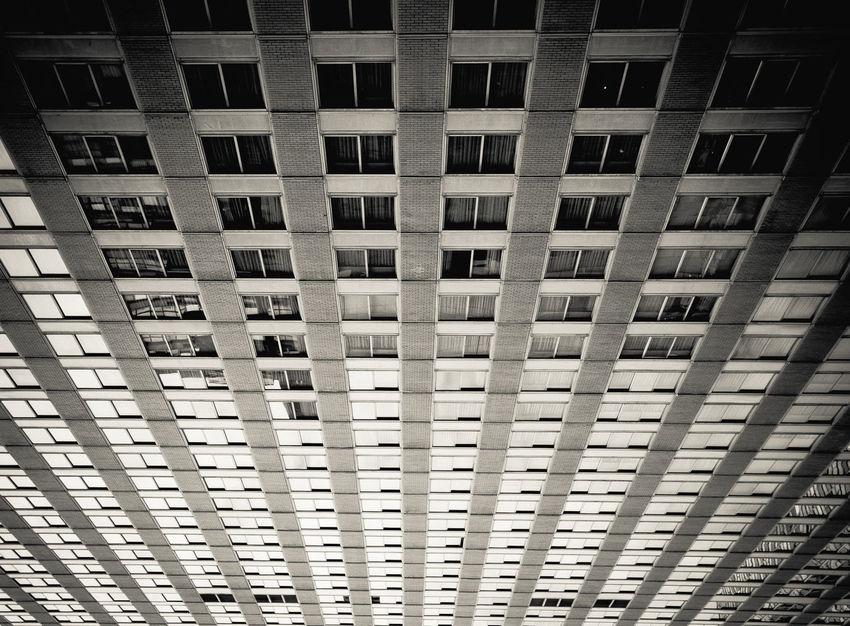 Le Parker Meridien Window Architecture Blackandwhite Urban Geometry Learn & Shoot: Leading Lines