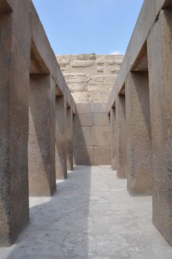 Symmetry Egypt EyeEmNewHere Historical Building Travel Photography History Simmetrical Symmetry Travel Destinations