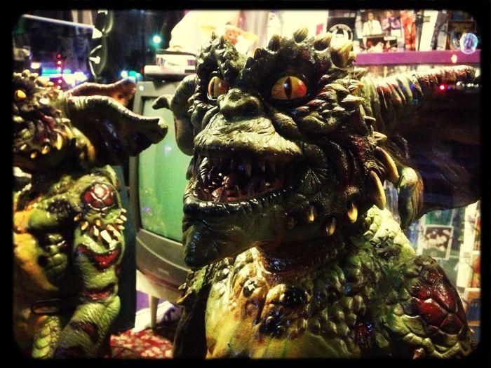 Gremlins in SXSW Popckorn