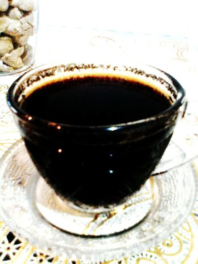 It is a black coffe from sumatra