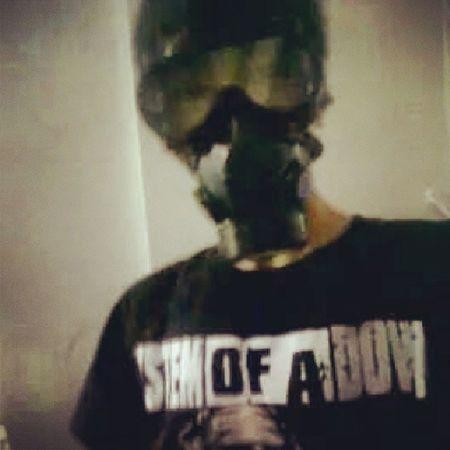 Toxicity Gasmask Systemofadown Smokepollution