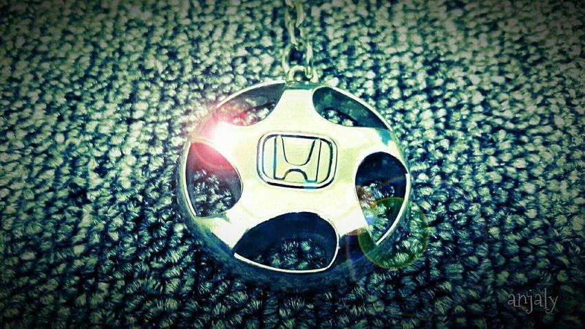 Honda Thepowerofdreams Logo Key
