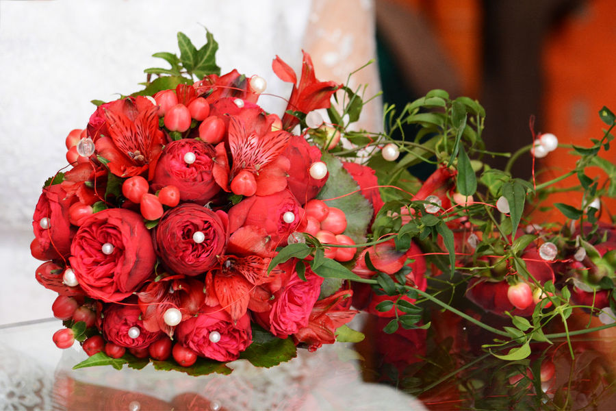Beauty In Nature Close-up Flower Flowers Freshness Nature Red Roses Rosé Wedding Flowers Wedding Photography Wedding Rose