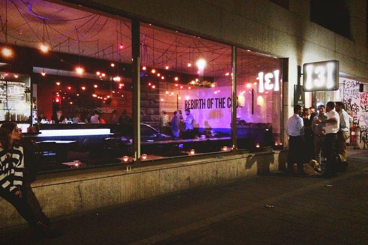Anker3 Bar Nightlife Club Budapest, Hungary Kazinczystreet
