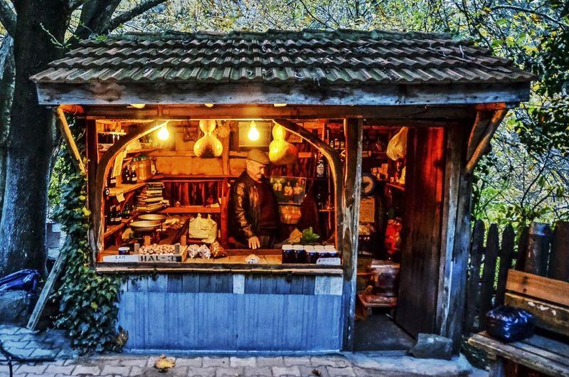 Tire - İzmir / Turkey Village Forest Vintage Old
