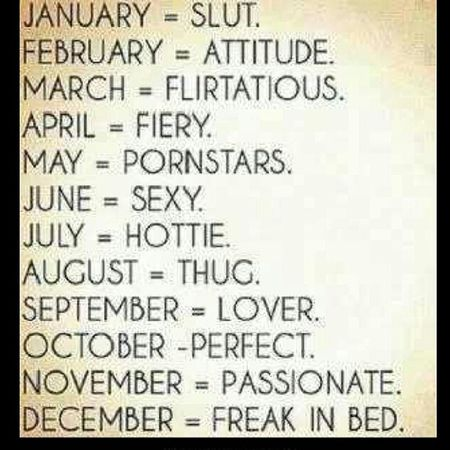 Which one are you? :) ImFiery ImHot Ithink lol