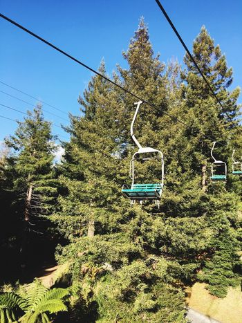 Empty chairlifts Chairlifts No People Empty Ride Chairlift