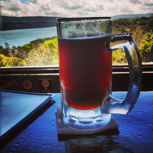 Beer Costarica Volcano