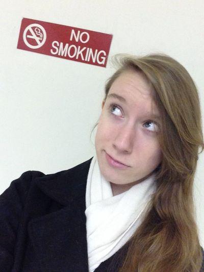 Bitch ill smoke if i wanna smoke No Smoking Law Breaker Whateva Nigga! Wuddup Eyeem..follow Me!!:)