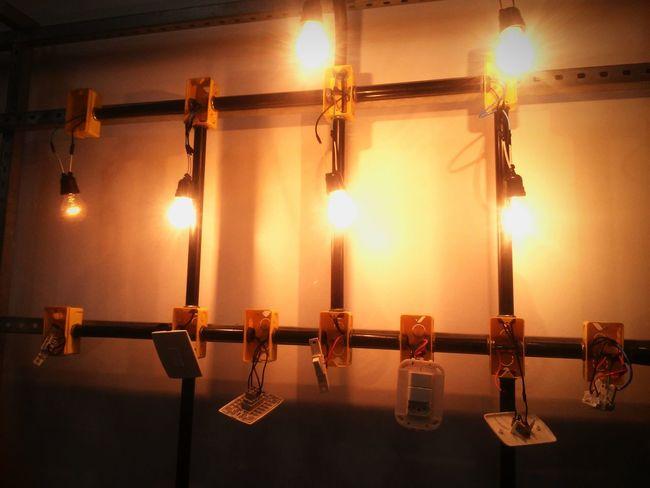 Lights! Eletrotecnica Eletricity Lovelovelove Learning