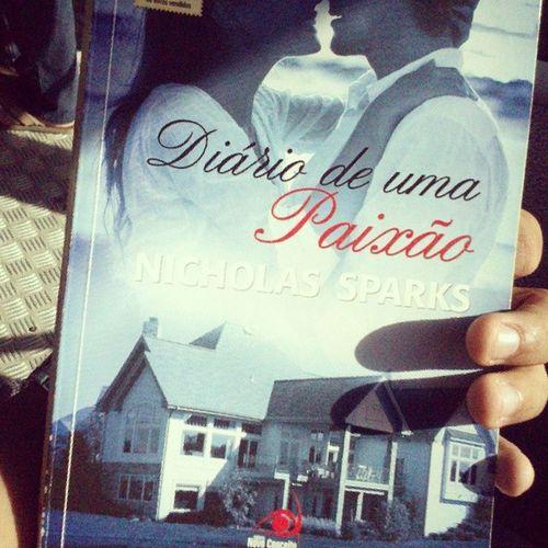 Para Sempre terminado, agora Diário de uma Paixão. Books Love Romance Thenotebook NicholasSparks