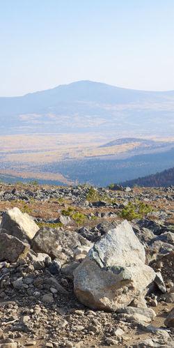 Autumn Hostile Environment Landscape Mountain Mountain Range Nature North Russia Rock - Object The Urals