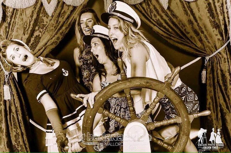Best Friends Having Fun Photoshoot Cruise Ship Iceburg Acting Silly (: Laughter Friendship