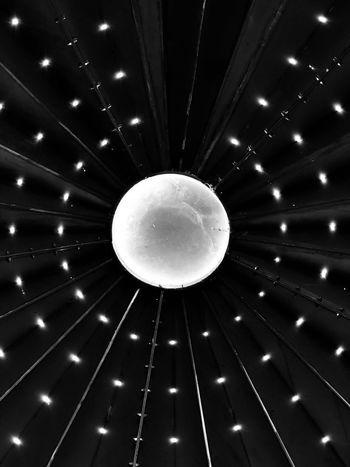 Inside a metal cactus, Meran, Italy Blackandwhite Photography Blackandwhite IPhoneX IPhone Italy Meran Cactus Fakemoon