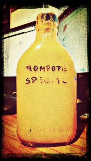 Ronpope especial!