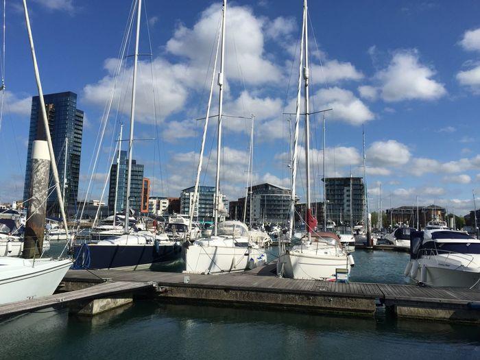 Southampton Service Work Yachts