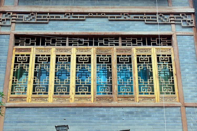 Ancient Architecture_collection Building Exterior Buildings Design Heritage Heritage Site Heritagesite HeritageVillage Monumental Buildings Things I Like Window Designs Windows China China,Guizhou Oriental Wood Carving Tourism Handicraft