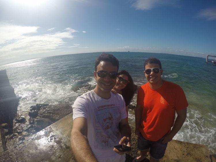 Brother Brotherhood Salvador Bahia Faces Of EyeEm Selfie ✌
