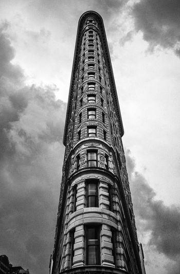 Architecture_collection Blackandwhite Photography Flatiron Building Flatironbuilding New York New York City Streetphoto_bw Black And White Newyorkcity Newyork