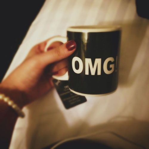 Omg! My New Cup