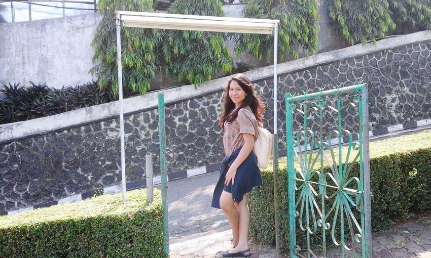 ☝❤💙💚💛💜 Natural Beauty Streetfashion Warmday Fresh Sunbright Holiday at Swimmingpool