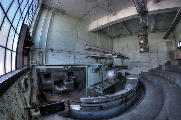 Abandoned Architecture Autopsy Beautyindecay Fish-eye Lens Old Urbanexplorer Urbex