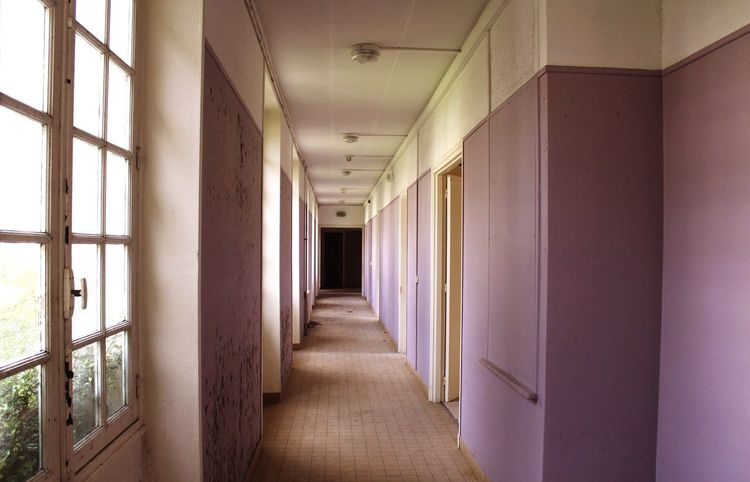 Corridor No People Architecture The Secret Spaces Abandoned Places The Secret Spaces