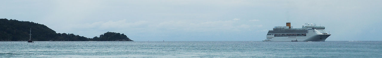 Jeans Brown Photography - Panorama Beauty In Nature Cloud - Sky Day Horizon Over Water Landcape Landscape Nature Nature Nature Photography Nature_collection Nautical Vessel No People Outdoors Scenics Sea Seascape Sky Thailand Thailand_allshots Tranquil Scene Tranquility Water