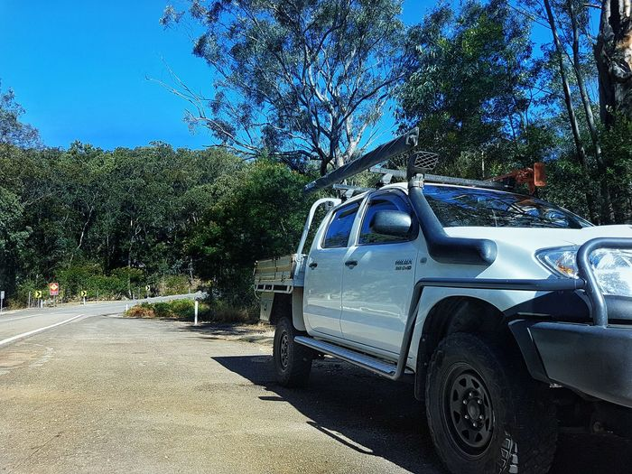 Car Land Vehicle Transportation Day Mode Of Transport Outdoors Sunlight Tree No People Nature Sky Joy Ride Putty Nsw Windy Road 4wd