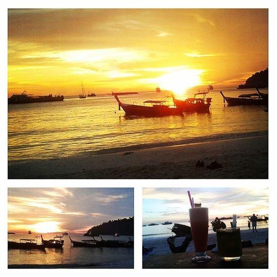 Wir haven Urlaub im Gepäck meine Damen und Herren. Seht ihr die Sonne und hört ihr das Meer ;)