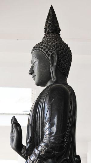 Black Buddha