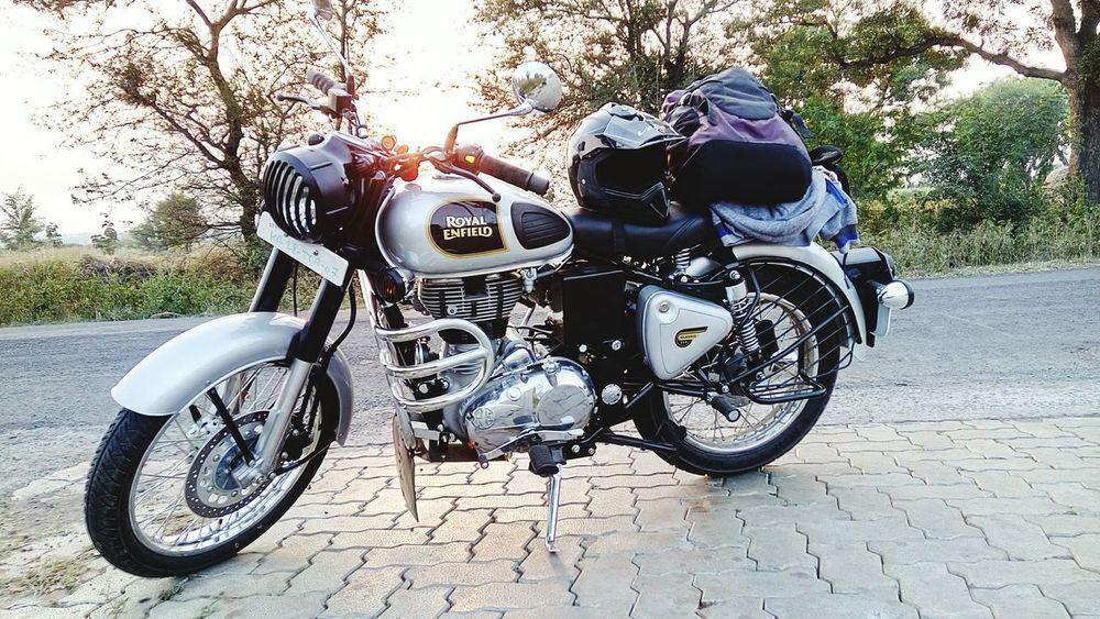 Motorcycle Biker Life Biketrip Biketour Royal Enfield