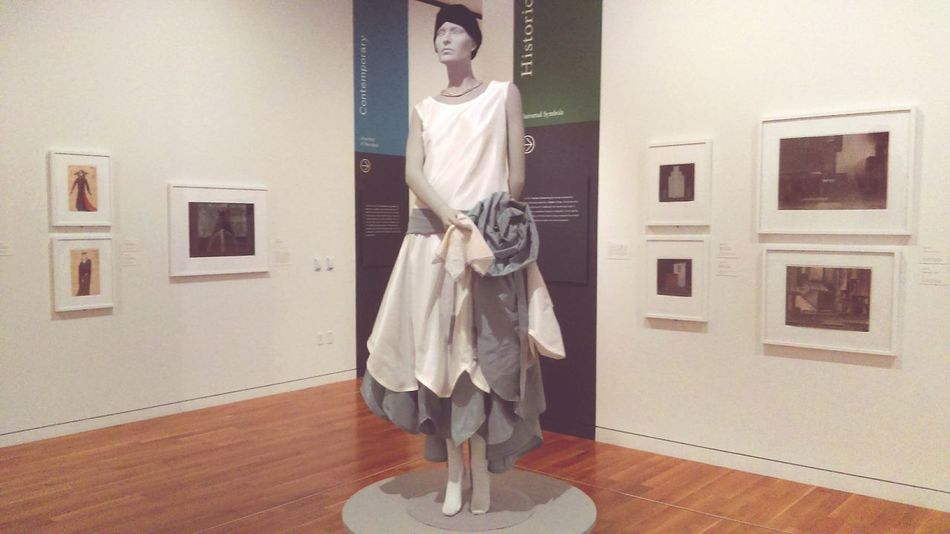 Full Length Mannequin Taking Photos Walking Around Enjoying Life Hanging Out Exhibition Arts Culture And Entertainment