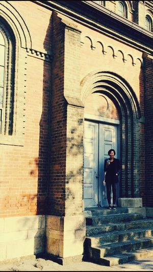 Jeonju Hanok Village Jeondong Catholic Church