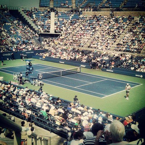 Berdych! Love Tennis Usopen