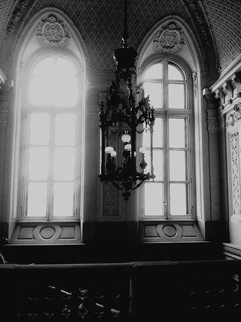 Chandelier Architecture Palace Poland Pszczyna