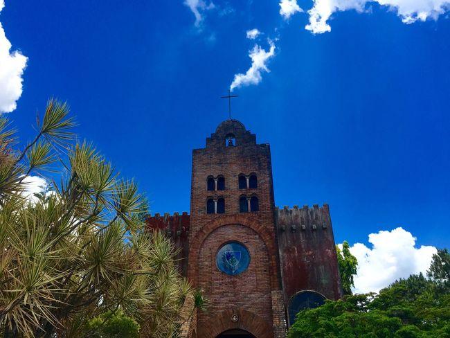Calaruega Nature Architecture Church
