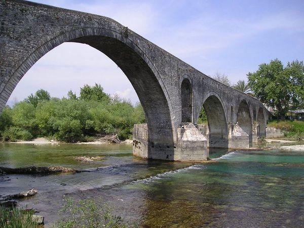 Arch Arch Bridge Architecture Bridge Bridge - Man Made Structure Famous Place History River Sky Travel Destinations Water Waterfront