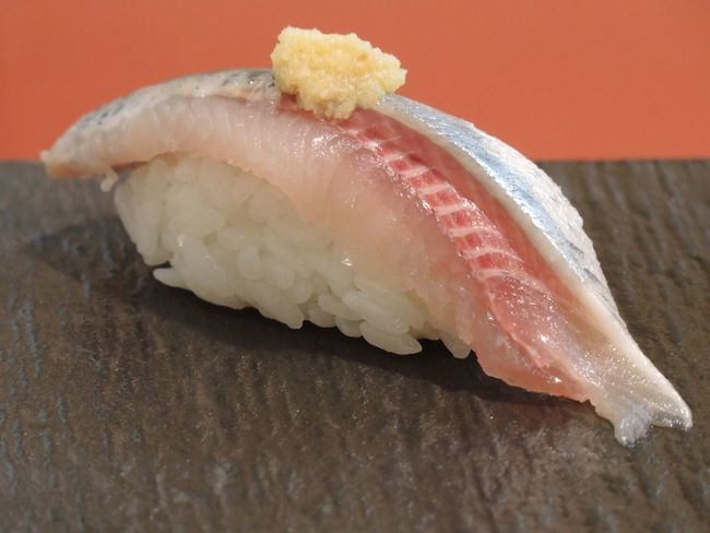 Sushi Kanazawa Sardine Japan