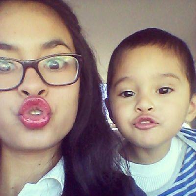 Queremos beso. :*