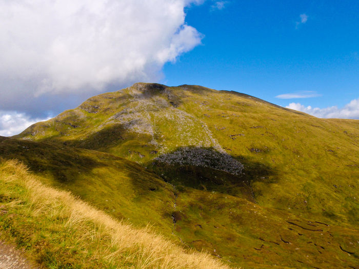 Scotland Beauty In Nature Ben Lomond Cloud - Sky Day Grass Landscape Mountain Mountain Range Munro Nature No People Outdoors Scenics Sky Slope Tranquil Scene Tranquility