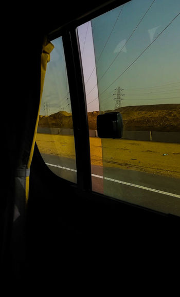 Traveling 🛣️ Road Fastroad Window Mountain Minibus Sand Love ♥ Lovetotakepics Looking At Camera Camera Canon Mobilephotography P10lite Outdoors Outdoor Photography Sunny Sunset Sky Landscape