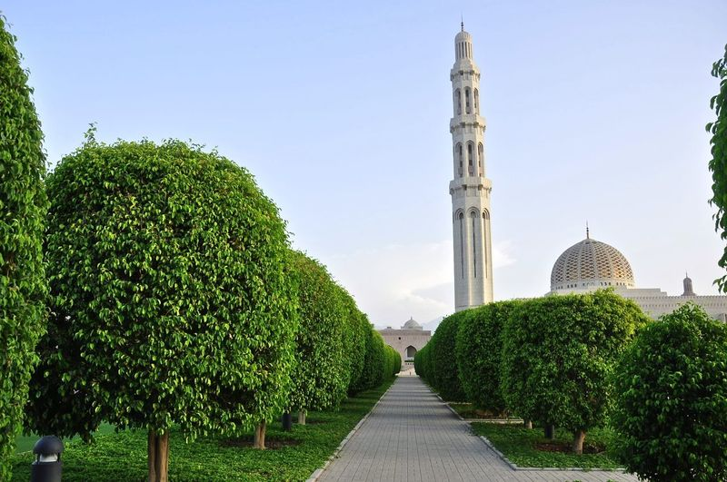 Muscat Muscat , Oman Muscat Mosque Oman Architecture Built Structure Dome No People Oman_photo Oman_photography Place Of Worship Spire  Spirituality Sultanate Of Oman Travel Travel Destinations