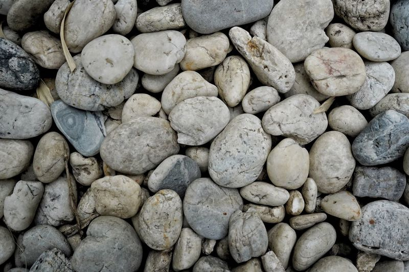 Rocks on the garden EyeEm EyeEm Gallery Full Frame Backgrounds Solid Stone - Object Rock Large Group Of Objects No People Textured  Day Outdoors Beach Stone