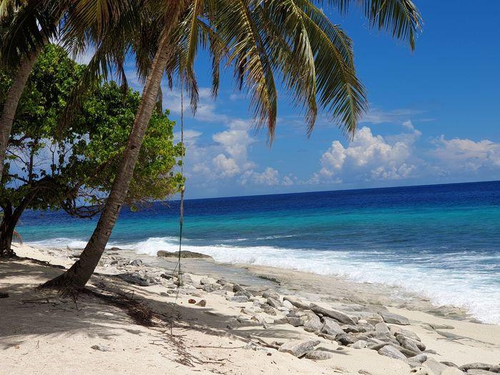 maldive beach