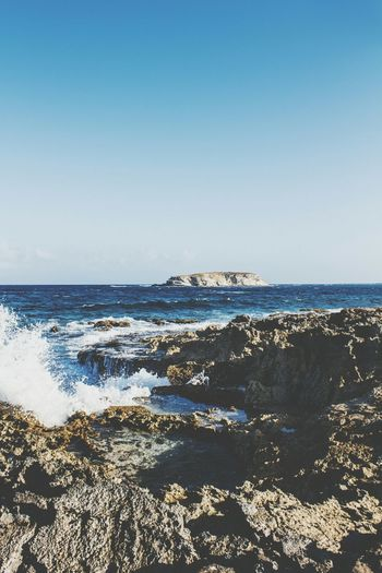 little island~