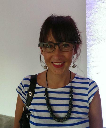 Ok Google. Take a picture. Google Glass Hello Google Glass