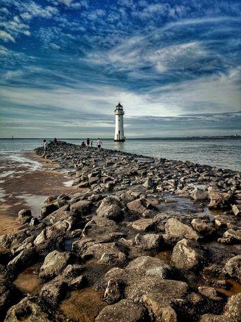 Guide Newbrightonbeach Lighthouse The Week On EyeEm