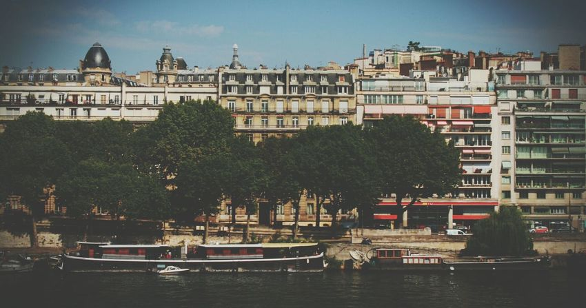 Paris Travel Architecture Steph Filter