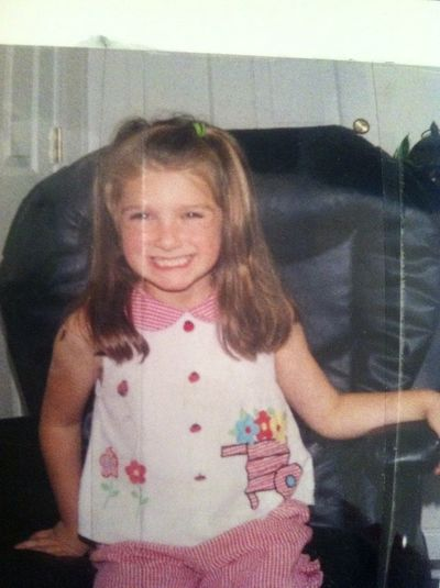 #Tbt Me When I Was 4